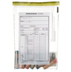 9W x 12H Cash Transmittal Bags - 500/CS