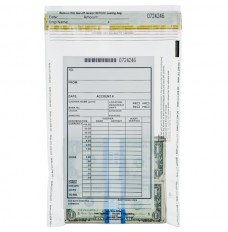 9W x 12H Cash Transmittal Bags - 100/CS