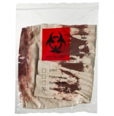 Biohazard Bags - 12 x 15 - Case of 1000