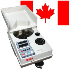 Semacon S-120 Canadian Coin Counter