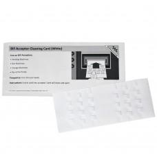 Bill Validator Cleaning Card - Waffletechnology®, 15/Bx