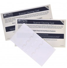 Digital Check Cleaning Card with Waffletechnology®