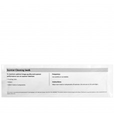Scanner Cleaning Swabs 6 inch, Wonder Solvent (IPA Free)