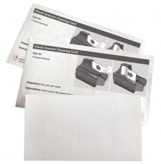 Check Scanner Cleaning Card with IPA