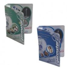 Germstar 8ml Vials Book Pack - 100/Case