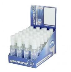 Germstar 2oz Spray Bottles - Countertop Retail Display