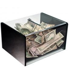Clear Countertop Tip Box - 10W x 6H x 8D