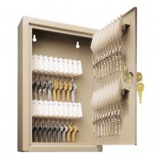 SteelMaster® 40 Key Cabinet - Master Keyed Lock
