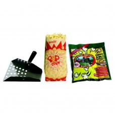 Popcorn Starter Kit for 4 oz Machine