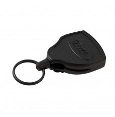 Black Heavy Duty Retractable Key Holder