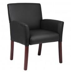 Executive Box Arm Guest Chair