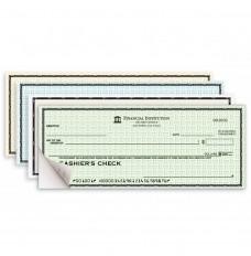 Cashier's Check - 2-Part