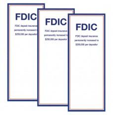 FDIC - JOINT & POD 4 Panel Brochure Folded