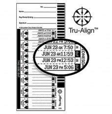 E16-100 Time Cards