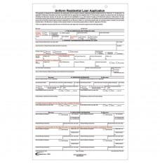 Uniform Residential Loan Application (URLA)