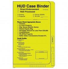 HUD Case Binder (Yellow)
