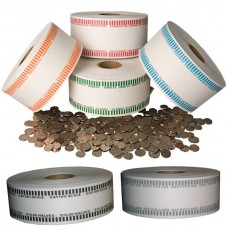 Automatic Coin Wrap Rolls - 1000 ft