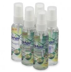 Germstar 2oz Spray Bottles - 25/Box