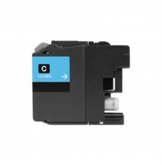 Brother High Yield Ink Cartridge - Cyan - Compatible - OEM LC10EC