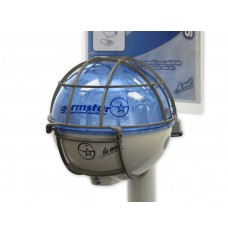 Lockable Metal Protection Cage for Dispensers
