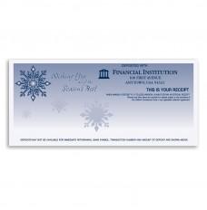 Snowflake Teller Receipt
