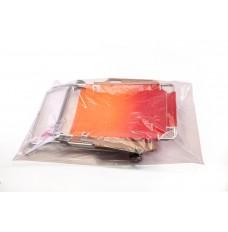 Clear 2 mil Flat Plastic Bags