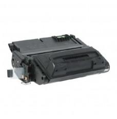 HP High Yield Toner Cartridge - Black - Compatible - OEM Q1338A Q5942A
