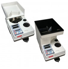 Semacon S-120 and S-140 Coin Counters/Off-Sorters