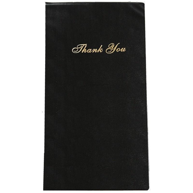 Guest Check Presenter w/Credit Card Pocket