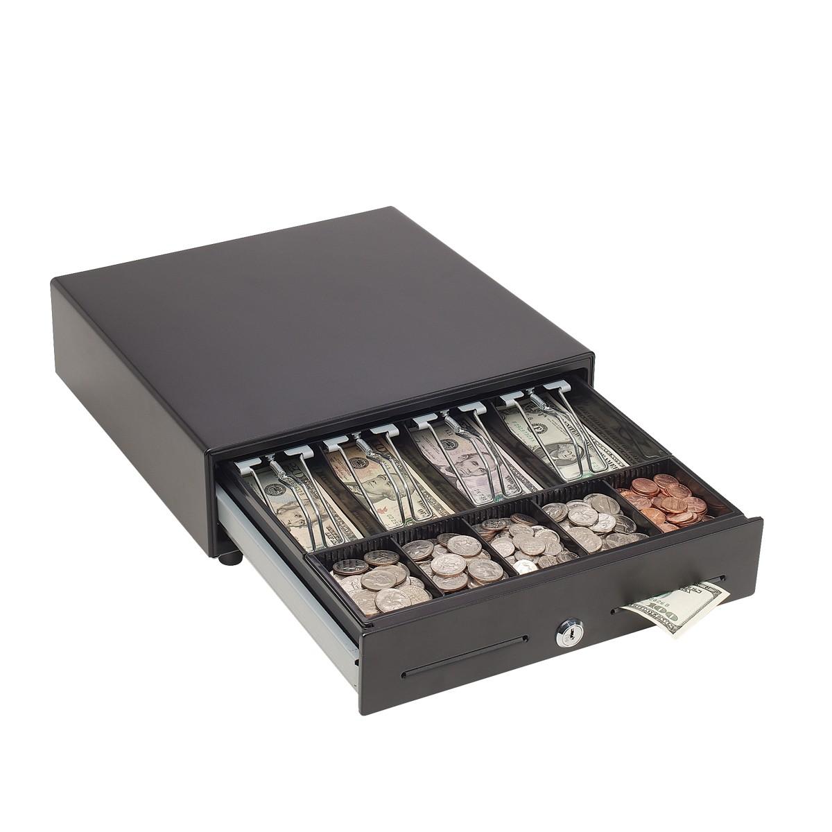 SteelMaster® 1046T Touch Release Cash Drawer