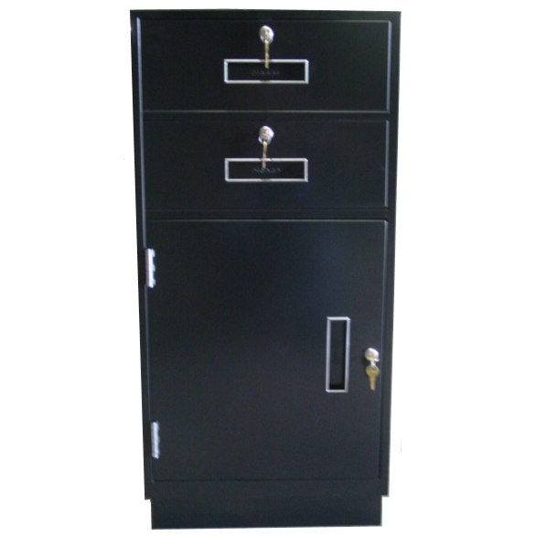 Fenco 2-Drawer Teller Pedestal