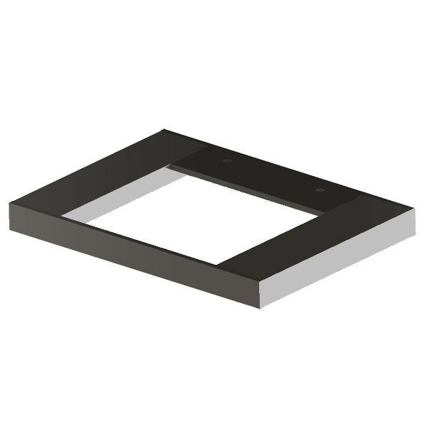 Steel Filler - 32-5/8 in W x 2 in H
