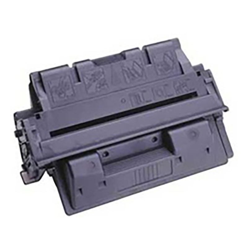 HP MICR Toner Cartridge - Black - Compatible - OEM C8061A C8061X