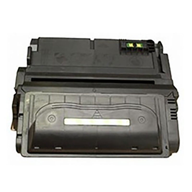 HP MICR Toner Cartridge - Black - Compatible - OEM Q1338A