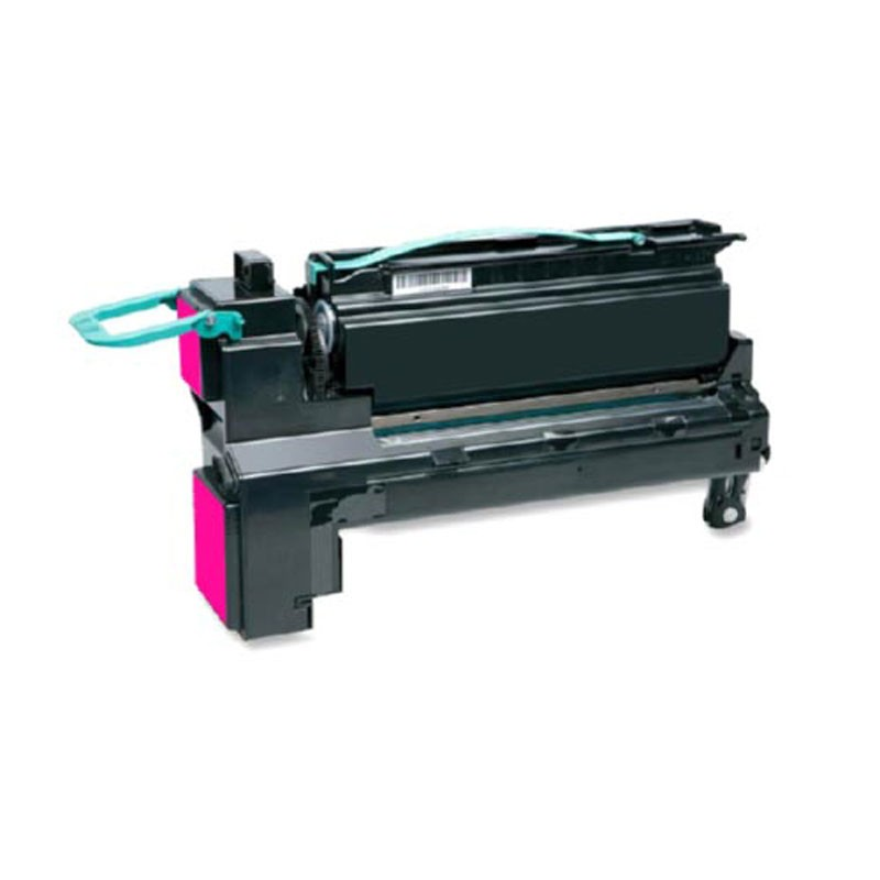 Lexmark High Yield Toner Cartridge - Magenta - Compatible - OEM C792X2MG
