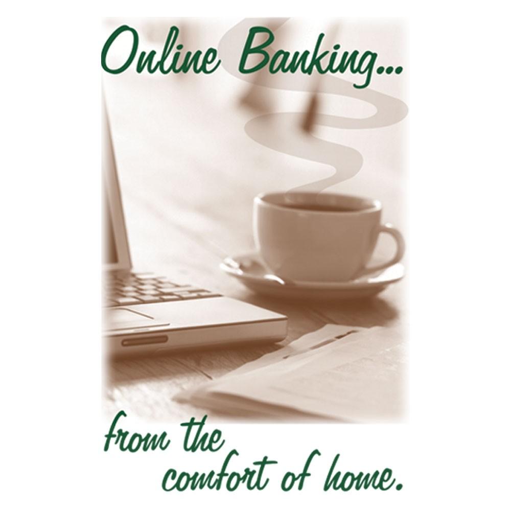 Pre-Designed Drive Up Envelope - Online Banking