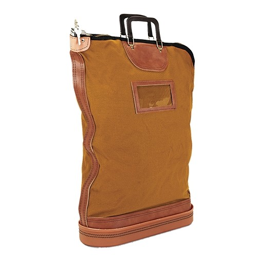 14W x 18H x 5-1/4D Security Mail Bags - Ready to Ship