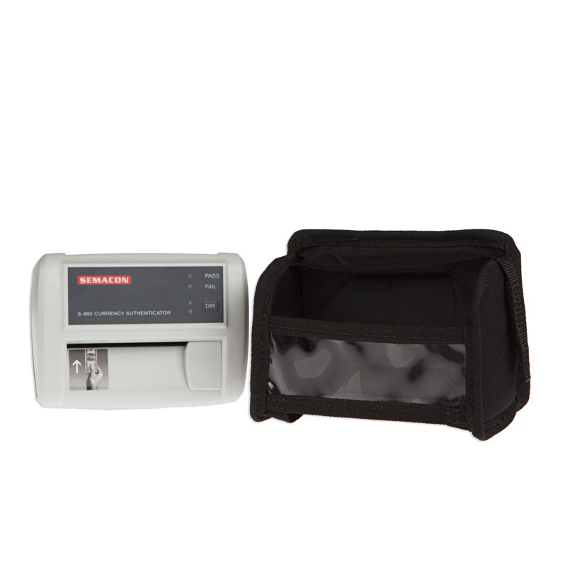 Semacon S-960 Automatic Counterfeit Detector & Belt Holster