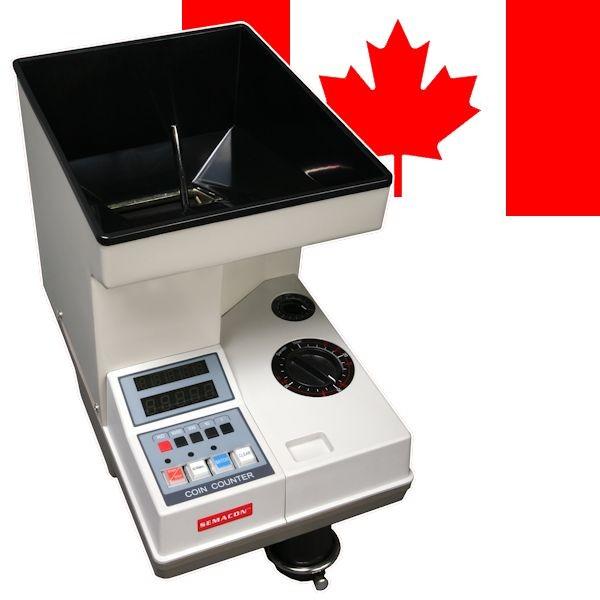 Semacon S-140 Canadian Coin Counter