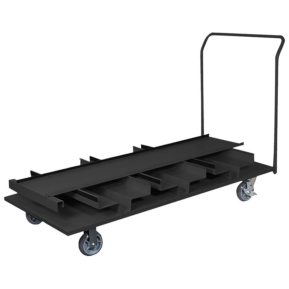 Vertical Post Storage Cart - 18 post capacity