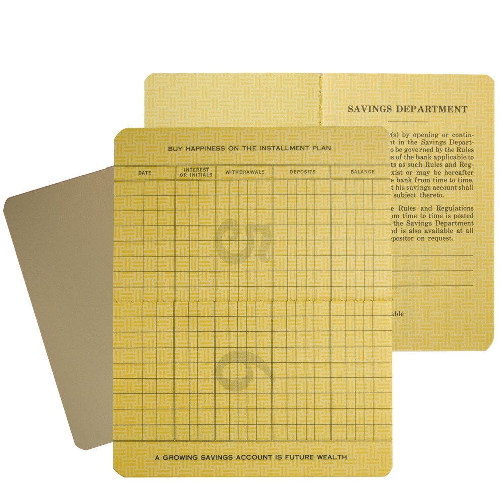 Generic Passbook