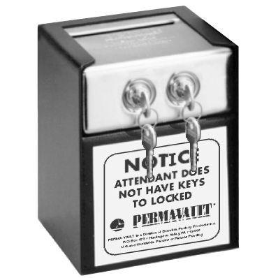 Medeco Dual-Lock Drop Box - 6W x 7-1/2H x 6D