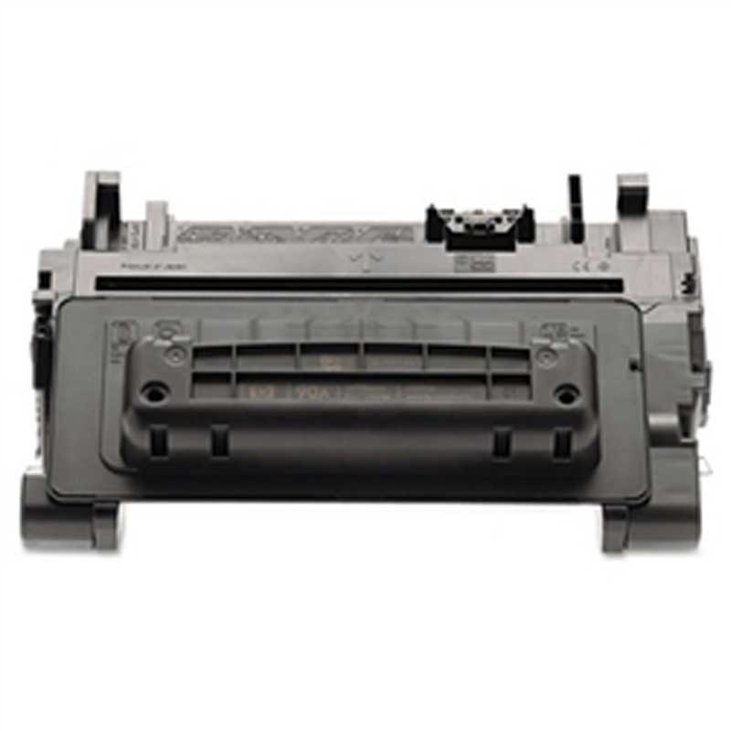 HP MICR Toner Cartridge - Black - Compatible - OEM CE390X