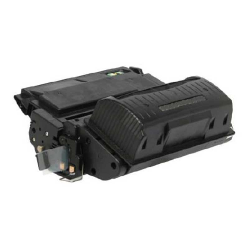 HP MICR Toner Cartridge - Black - Compatible - OEM Q5942X