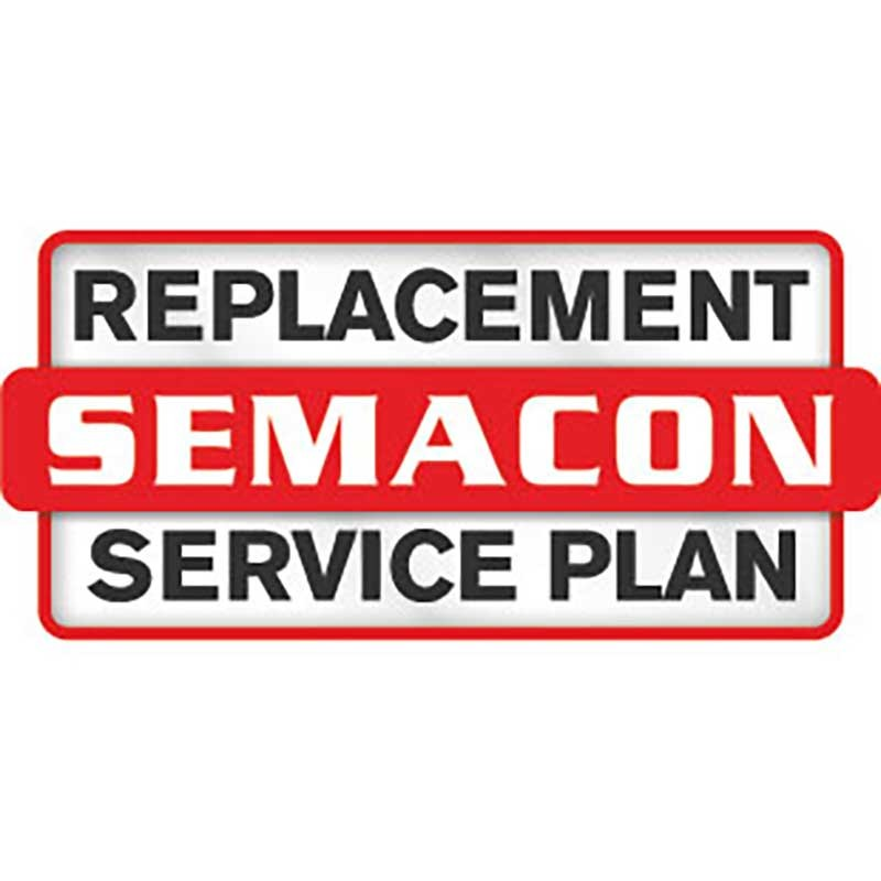 Semacon S-1100 Replacement Service Plan Extensions