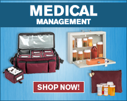 Medication and HIPAA Compliant Bags