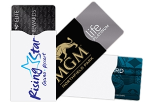 Paper Tyger Casino Club Card Sleeves